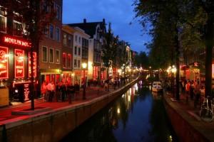 quartiere a luci rosse amsterdam