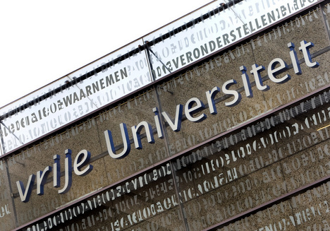 vu universita amsterdam