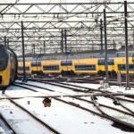 Continua il caos delle ferrovie olandesi