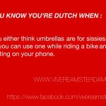 l'Olanda? Ciclisti, scale ridicole e paracetamol
