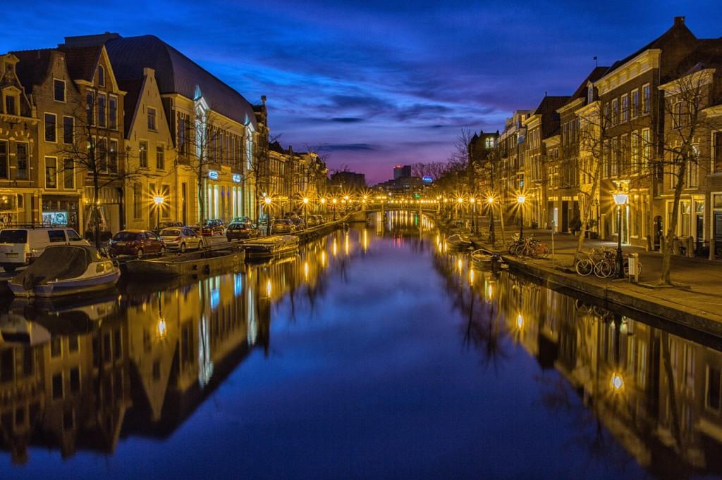Di notte - vivere ad Amsterdam