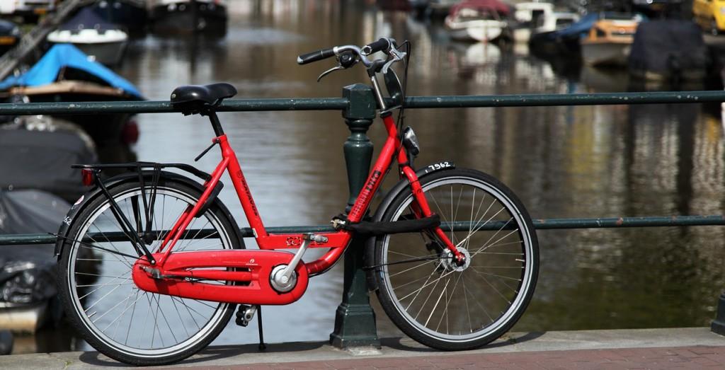 La bicicletta - vivere ad Amsterdam