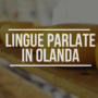 Lingue parlate in Olanda