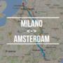 Milano - Amsterdam