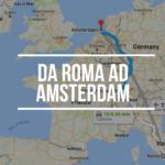 Come raggiungere Amsterdam partendo da Roma
